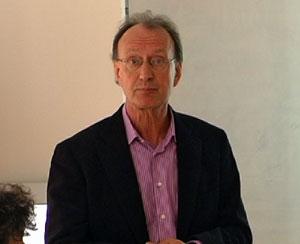 Konzentriert auf die Grundlagen: Prof. Dr. Harry Kunneman